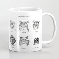 Caffeinated Owls Mug
