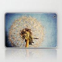 Dandelion Texture Laptop & iPad Skin
