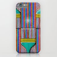iPhone & iPod Case featuring A Brush with Wet Paint by Peter Gross