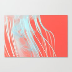 neon jelly Canvas Print