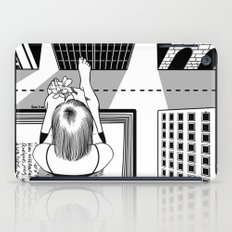 The End of the Story iPad Case
