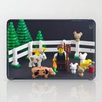 The new breed of farmer iPad Case