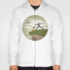 A Daring Escape Hoody