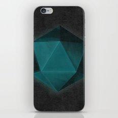 spatial geometry iPhone & iPod Skin