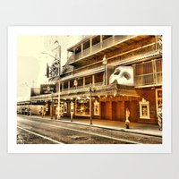 Give My Regards To Broadway Art Print