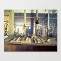 Boom Store Canvas Print