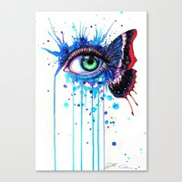-Fragile Soul- Canvas Print