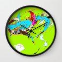 因幡の白兎 - WHITE HARE OF INABA Wall Clock
