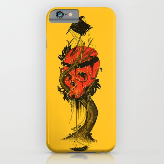Nameless Hero iPhone & iPod Case