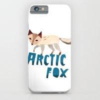 Arctic Fox iPhone 6 Slim Case
