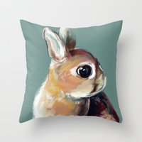 Teeny Throw Pillow
