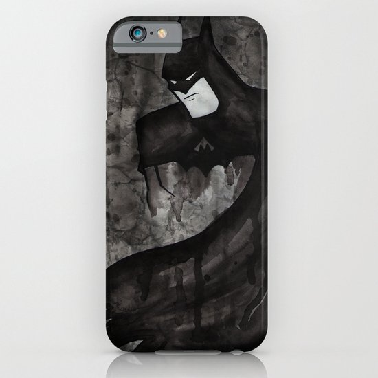 Black Bat iPhone & iPod Case