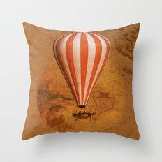 VINTAGE-Bygone era Throw Pillow