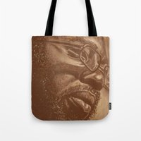 Incredible Curtis! Tote Bag