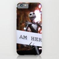 Jack Skellington - I AM … iPhone 6 Slim Case