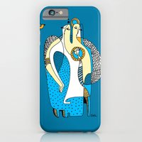 iPhone & iPod Case featuring Family by Zina Kazantseva