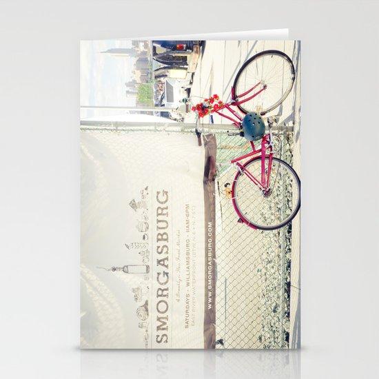 Smorgasburg Stationery Card