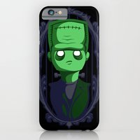 iPhone & iPod Case featuring Hey Frankie! by Shana-Lee