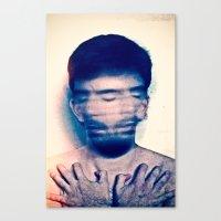 Explicit - Denial Canvas Print