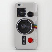 The Polaroid iPhone & iPod Skin