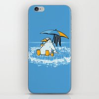 GLOBAL WARMING PROBLEM iPhone & iPod Skin