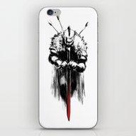 iPhone & iPod Skin featuring Dark Souls by Marcos Raya Delgado
