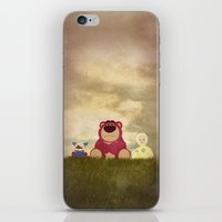 The Tragedy Of Lotso iPhone & iPod Skin