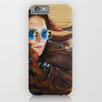 While Life Passes By iPhone 6 Slim Case
