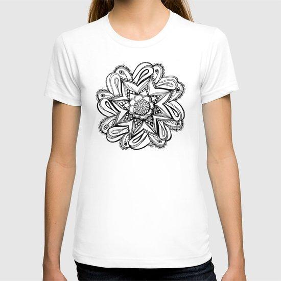 Zendala ornate T-shirt