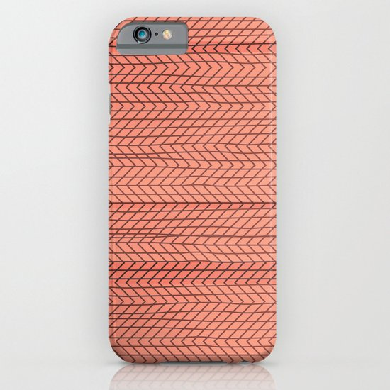 dizzy red iPhone & iPod Case