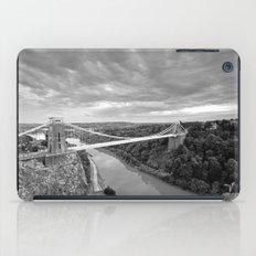 Clifton Suspension Bridge iPad Case