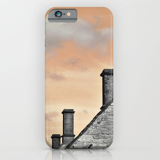 cloud factory... iPhone & iPod Case