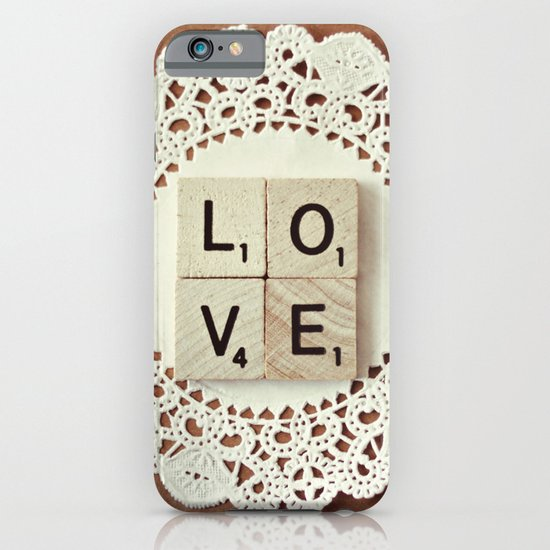 love... iPhone & iPod Case