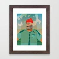 Steve Z. Framed Art Print
