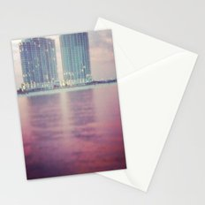 Hotels on the water Stationery Cards
