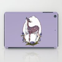 Fawn and Thistle iPad Case