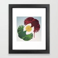Wrens Framed Art Print