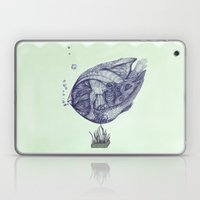 Floating Fish Laptop & iPad Skin