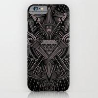 Crest Craft Black iPhone 6 Slim Case