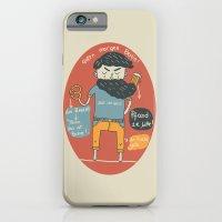 Brezel und Bier iPhone 6 Slim Case