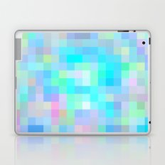 Re-Created Colored Squares No. 1 by Robert S. Lee Laptop & iPad Skin