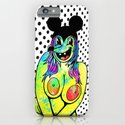 PLUS SIZE NUDE. (Mouseketeers). iPhone & iPod Case