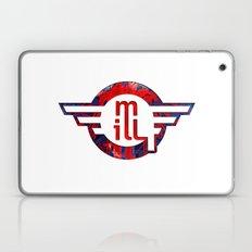 metro illusions - Anatomy Laptop & iPad Skin