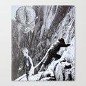 Men's Nature Canvas Print
