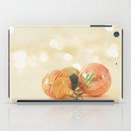 Christmas Baubles iPad Case