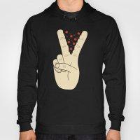 Peace-za Hoody