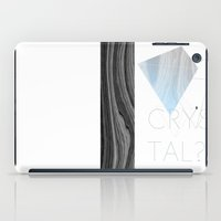 CRYSTAL? iPad Case