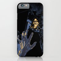 iPhone & iPod Case featuring Ghost by Joshua Kemble
