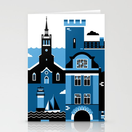Tallinn Stationery Card