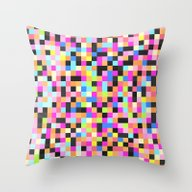 My Avatar Loves The Nigh… Throw Pillow